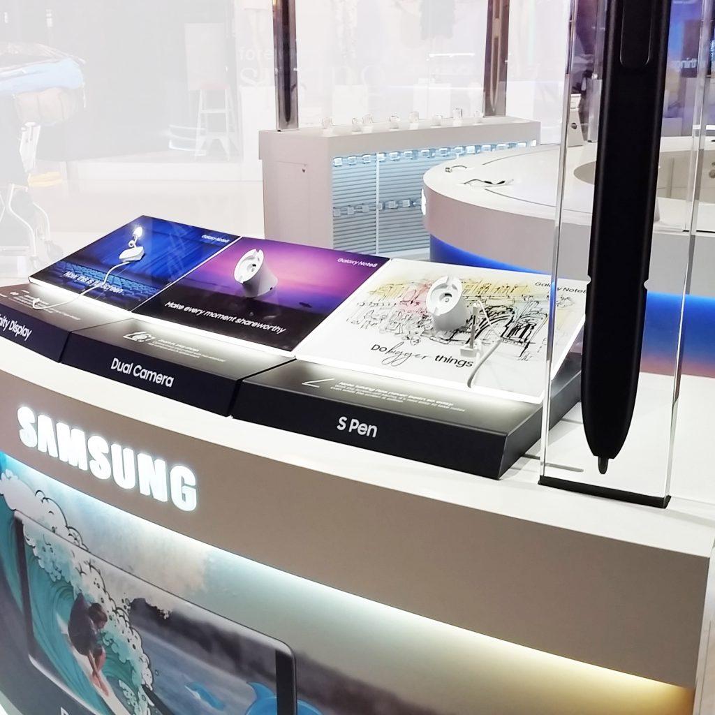 SamsungNoteDisplay